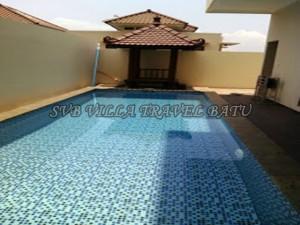 Villa Kolam Renang S1 Batu