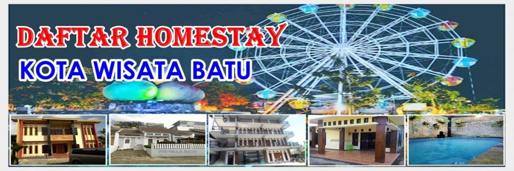 Homestay Kota Batu Malang Tarif Sewa Murah Lokasi Dekat Wisata