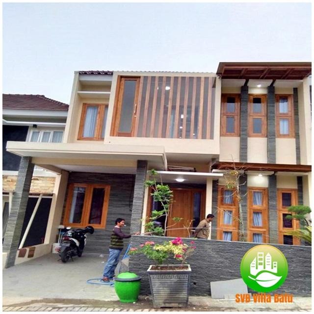 Villa Candu Batu Malang