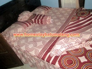 kamar tidur 3 kinan homestay